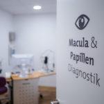 Maculadiagnostik und Papillendiagnostik in der Augenarztpraxis Daniela Michaelis in Radolfzell. Für Kassen- und Privat-Patienten aus den Regionen Alb, Bodensee, Ostschweiz.
