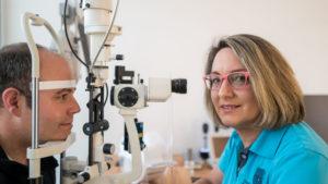 Patienten-Feedback und positive Resonanz auf das Leistungsspektrum des Praxis-Teams der Augenärztin Daniela Michaelis in Radolfzell. Für Kassen- und Privatpatienten Raum Singen.