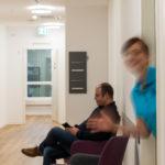 Praxis-Team Augenarzt D. Michaelis, Radolfzell: Vorsorge Glaukom, Netzhaut, AMD, Laser-OP, Netzhautuntersuchung, konventionelle Augenheilkunde, Ultraschall-Untersuchung.